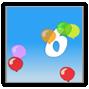 matematicas juego Tronar globos