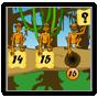 matematicas juego Completar 11-20