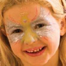 Maquillaje ANGEL - Manualidades para niños - MAQUILLAJE para niños - Maquillajes FANTASIA INFANTIL