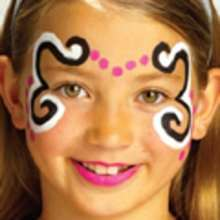 Maquillaje ARABESCO - Manualidades para niños - MAQUILLAJE para niños - Maquillaje ARTÍSTICO