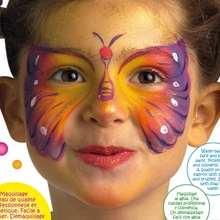 7 Maquillajes MARIPOSAS - Manualidades para niños - MAQUILLAJE para niños - Maquillaje ANIMALES