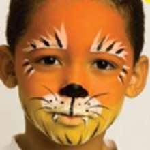Maquillaje ANIMALES - MAQUILLAJE para niños - Manualidades para niños