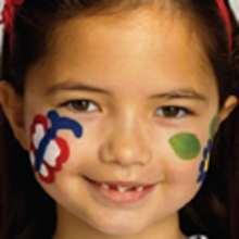 Maquillaje FLORAL - Manualidades para niños - MAQUILLAJE para niños - Maquillaje ARTÍSTICO