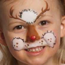 Maquillaje RENO - Manualidades para niños - MAQUILLAJE para niños - Maquillaje ANIMALES