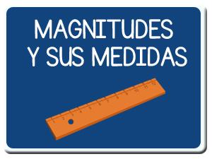 Juegos de Matemáticas para Primaria: magnitudes y medidas